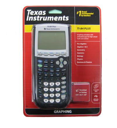 Calculator Ti 84 Plus South Georgia State College Bookstore