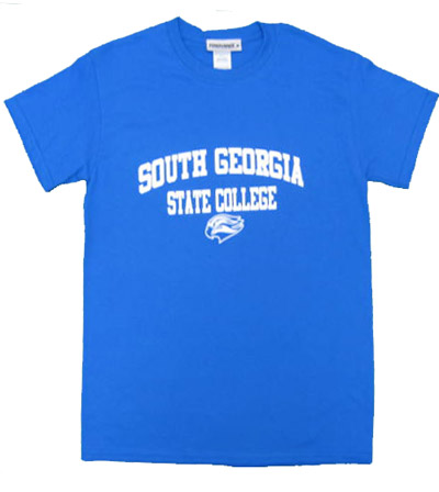 South Georgia State College Angry Hawk (SKU 1008371037)