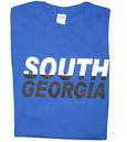TWO TONE SOUTH GEORGIA TEE
